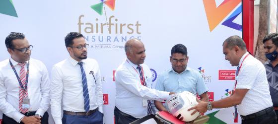 AIBL – Assetline - Fairfirst Insurance – Raffle Draw…