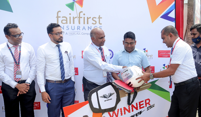 AIBL – Assetline - Fairfirst Insurance – Raffle Draw 2020