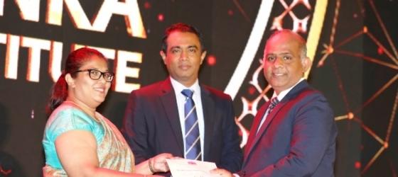 AIBL MD Awarded FCII UK