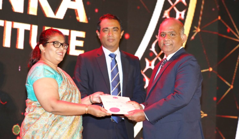AIBL MD Awarded FCII UK