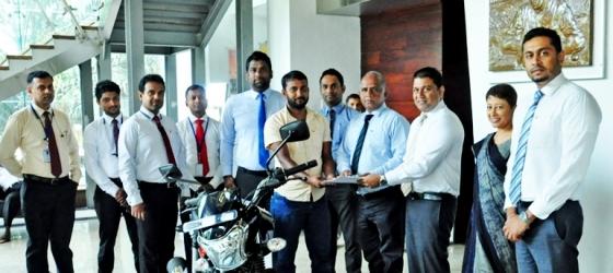Assetline – AIBL – Sri Lanka Insurance – Raffle Draw…