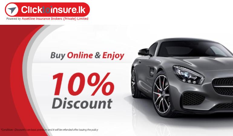 Buy online and enjoy 10% Cashback